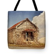 Country Schoolhouse  Tote Bag