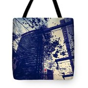 Country Smell City Stench  Tote Bag