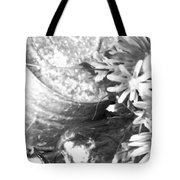 Country Summer - Bw 05 Tote Bag