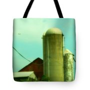 Country Summer Tote Bag