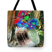 Country Summer - Photopower 1515 Tote Bag