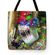 Country Summer - Photopower 1516 Tote Bag