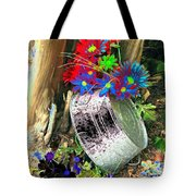 Country Summer - Photopower 1517 Tote Bag
