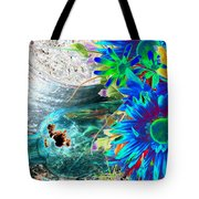 Country Summer - Photopower 1520 Tote Bag
