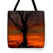 Country Sunsets Tote Bag
