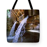 Country Waterfall Tote Bag