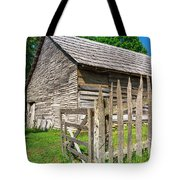 Country Weathered Barn Tote Bag