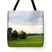 Countryside Charm Tote Bag