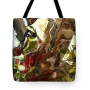 Countryside Creatures Tote Bag