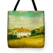 Countryside Homestead Tote Bag