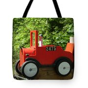 Countryside Mailbox #12 Tote Bag