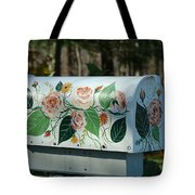 Countryside Mailbox #14 Tote Bag