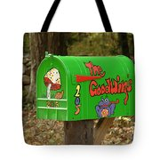 Countryside Mailbox #15 Tote Bag