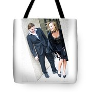 Couple 25 Tote Bag