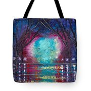 Courage To Dream Tote Bag