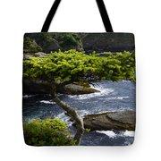 Courageous Tree  Tote Bag