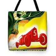 Courses Automobiles D Oran Tote Bag