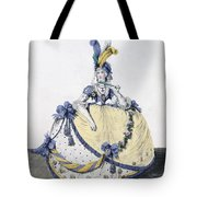 Court Dress, Fig. 106 From The Gallery Tote Bag