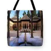 Court Of The Lions Tote Bag