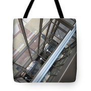Courthouse Arcitecture Tote Bag