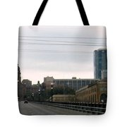 Courthouse Fort Worth Texas Tote Bag