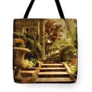 Courting Spring Tote Bag