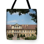 Courtyard Cloister Cluny Tote Bag
