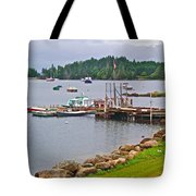 Cove In Glen Margaret-ns Tote Bag
