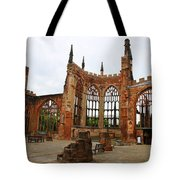 Coventry Cathedral 6003 Tote Bag