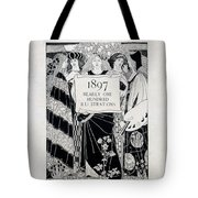 Cover For Art At The Paris Salons Tote Bag