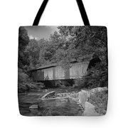 Covered Beauty Tote Bag