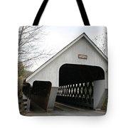 Covered Bridge - Woodstock Tote Bag