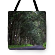 Covered By Trees Tote Bag