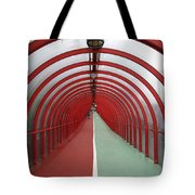Covered Walkway 01 Tote Bag