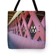 Covered Walkway Tote Bag