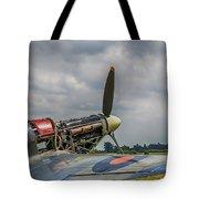 Covers Off Hawker Hurricane Tote Bag