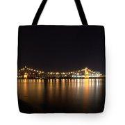 Covington Skyline I Tote Bag
