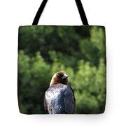 Cow Bird Tote Bag
