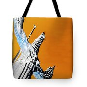 Cow Boy Inverted Tote Bag