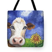 Cow Fantasy One Tote Bag