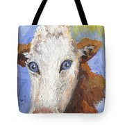 Cow Fantasy Three Tote Bag