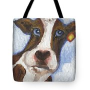 Cow Fantasy Two Tote Bag