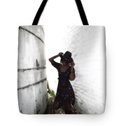 Cow Girl Take Me Away Tote Bag