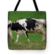 Cow Path Tote Bag
