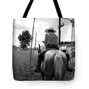 Cowboy 1 Tote Bag