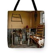 Cowboy Corner Tote Bag