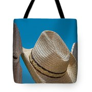 Cowboy Days Tote Bag
