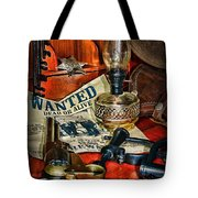 Cowboy - The Sheriff Tote Bag