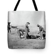 Cowboys, 1888 Tote Bag