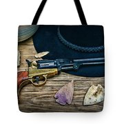 Cowboys And Indians  Tote Bag